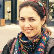 Photo of Parisa Ghaderi