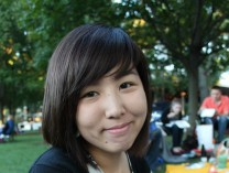 A photo of Stephanie Kang