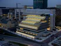 A photo of Van Andel Institute