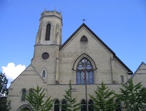 A photo of First (Park) Congregational Church