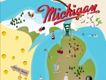 A photo of Postcards from Michigan