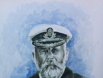 Photo of Captain Edward John Smith (Captain of Titanic)