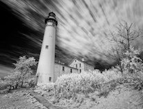 Photo of South Manitou Island Lighthouse