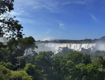 Photo of Argentina's Iguazu Falls