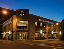 A photo of Davenport University Peter C. Cook Center