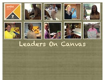 Photo of Leadership on Canvas
