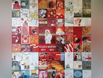 Photo of Tribute to the Red Cross. Connections for Life.