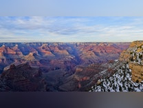 Photo of Grand Canyon at Dusk